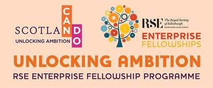 Inaugural RSE Unlocking Ambition Enterprise Fellows are announced